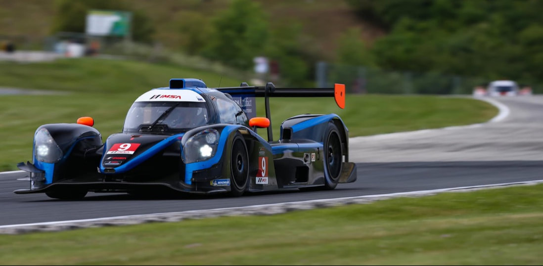 JDC MotorSports Scott Andrews and Gerry Kraut for the IMSA Prototype Challenge race winner 2020 at Road America